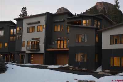 Durango Condo/Townhouse For Sale: 1125 Twin Buttes Ave.