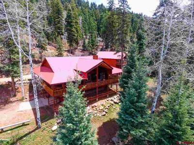 Durango Single Family Home For Sale: 3258 Cr 243