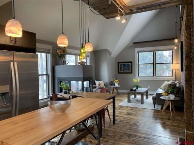 Durango Condo/Townhouse For Sale: 572 E 3rd Avenue #C