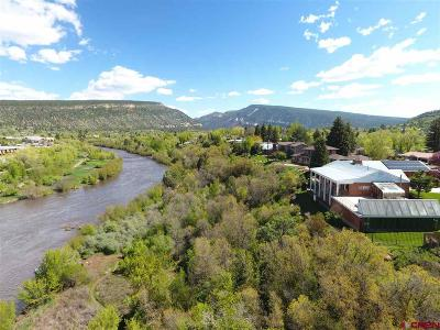 Durango Single Family Home For Sale: 107 Riverview Drive