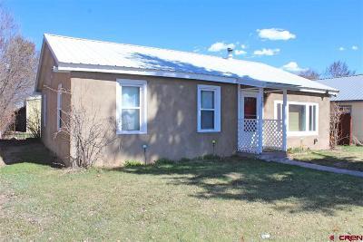Monte Vista Single Family Home UC/Contingent/Call LB: 120 Faraday Street