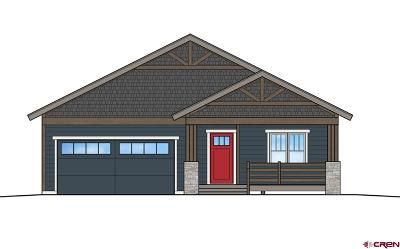 Durango Single Family Home For Sale: 710 Prospector Avenue
