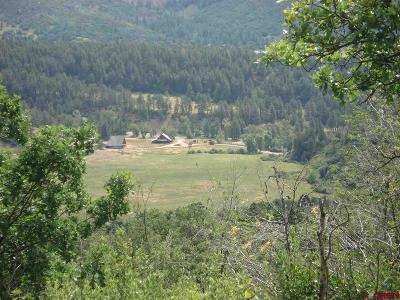 Durango Residential Lots & Land For Sale: Destination Ranch Road