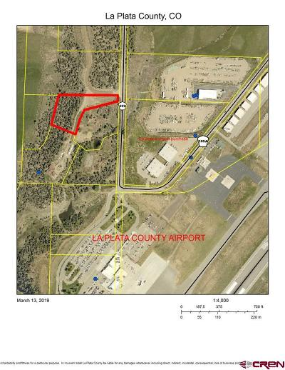 Durango, Bayfield, Cortez, Telluride Commercial For Sale: Airport Road
