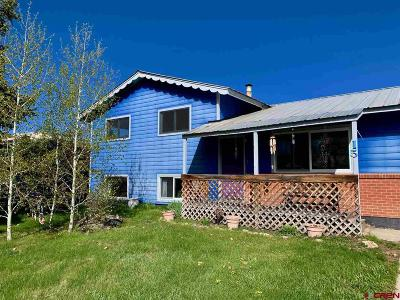 Gunnison Single Family Home UC/Contingent/Call LB: 15 Irwin Street
