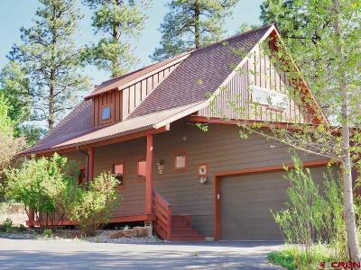 Durango Single Family Home UC/Contingent/Call LB: 81 Red Canyon Trail #C