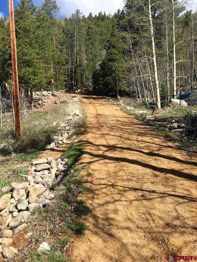 Gunnison Residential Lots & Land For Sale: County Road 888