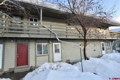 Gunnison Condo/Townhouse For Sale: 115 Shavano Drive #206 B