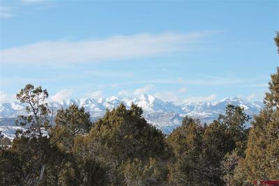 Durango Residential Lots & Land For Sale: 320 Legacy Ranch Lane