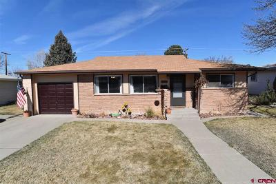 Montrose Single Family Home UC/Contingent/Call LB: 1007 S 12th Street