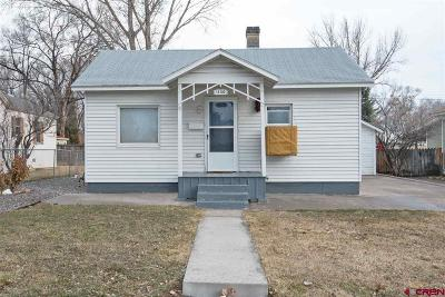 Montrose Single Family Home UC/Contingent/Call LB: 1130 S 2nd Street
