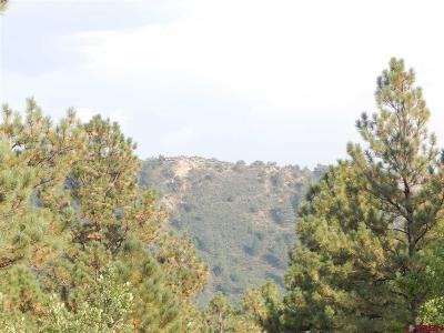 Durango Residential Lots & Land For Sale: 24 Terra Blue Way