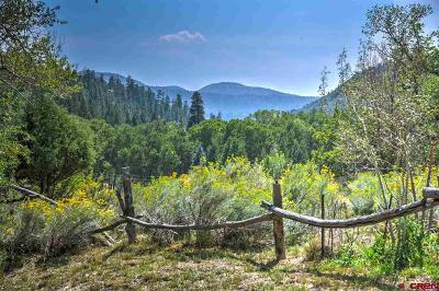Durango Residential Lots & Land For Sale: 1383 Cr 204