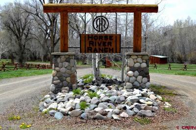 Horse River Ranch Residential Lots & Land For Sale: 8871 Horse River Ranch Drive