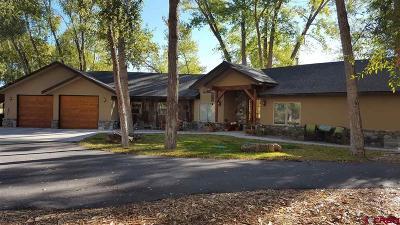 Montrose Single Family Home For Sale: 68252 Tyler Lane
