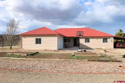 Single Family Home For Sale: 28005 Ee28 Road