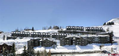 Mt. Crested Butte Condo/Townhouse For Sale: 31 Marcellina Lane #19