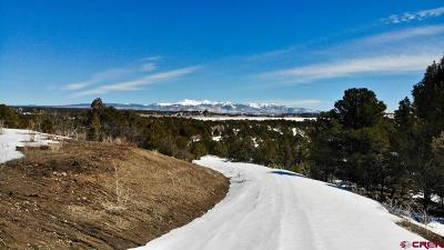 Mancos Residential Lots & Land UC/Contingent/Call LB: 34495 P.2 Road