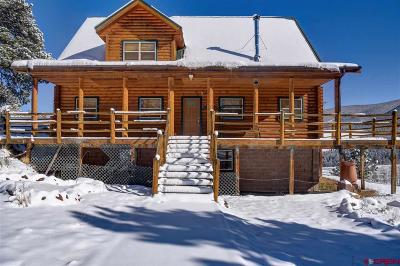 Monte Vista Single Family Home For Sale: 12005 Co Rd 28