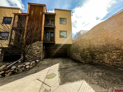 Durango Condo/Townhouse For Sale: 1422 Animas View Drive #54