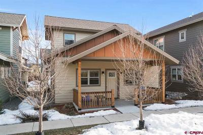 Durango Single Family Home For Sale: 438 Clear Spring Avenue