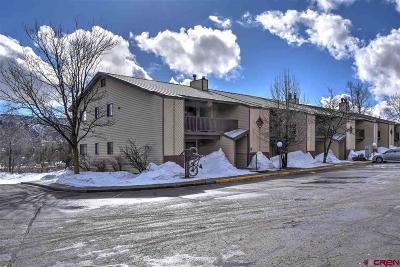 La Plata County Condo/Townhouse For Sale: 1208 Avenida Del Sol #425