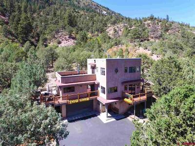 Durango Single Family Home Back on Market: 1945 Cr 203