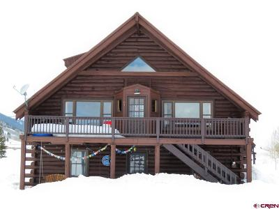 Crested Butte Condo/Townhouse UC/Contingent/Call LB: 92 Aspen Lane #4B