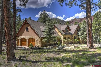 Durango Single Family Home NEW: 260 Alpenglow