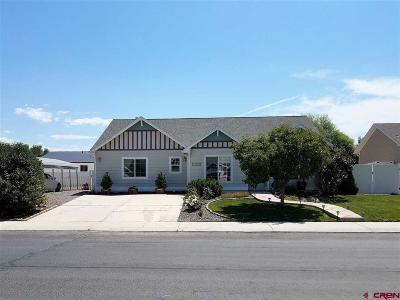 Delta CO Single Family Home For Sale: $268,000