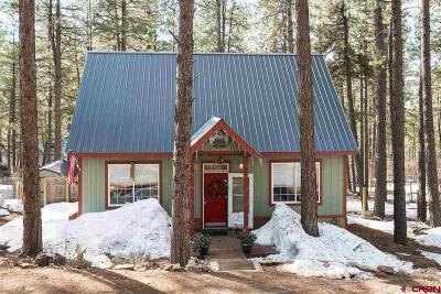 La Plata County Single Family Home UC/Contingent/Call LB: 336 Mesa Drive