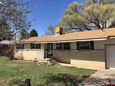 Cortez Single Family Home For Sale: 905 S Cedar Street