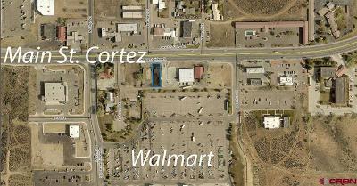 Cortez Commercial For Sale: 1823 E Main St.