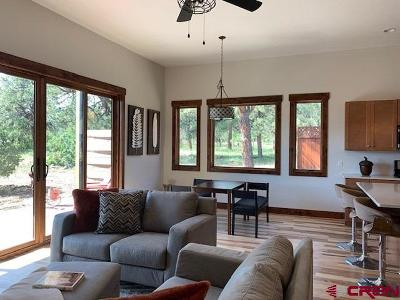 Ridgway Single Family Home For Sale: 594 S Badger Trail