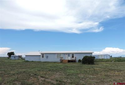 Alamosa Single Family Home For Sale: 9304 Cty Rd 100 S