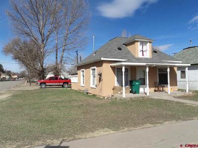Monte Vista Single Family Home UC/Contingent/Call LB: 261 Madison Street