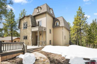 La Plata County Single Family Home For Sale: 98 S Copper Belle