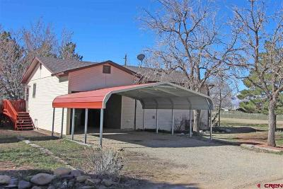Mancos Single Family Home UC/Contingent/Call LB: 896 2nd