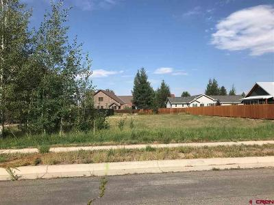 Gunnison County Residential Lots & Land For Sale: 403 S Taylor Street