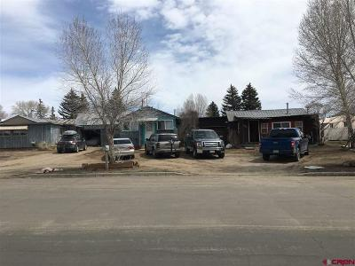 Gunnison Multi Family Home For Sale: 314 S 12th Street