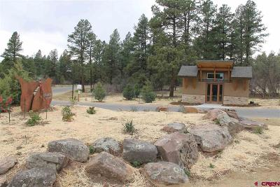 Durango Residential Lots & Land UC/Contingent/Call LB: 184 Hay Barn Road