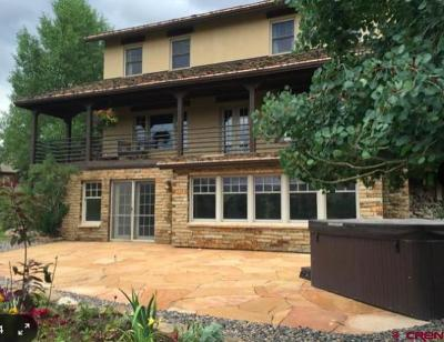Mountain Village CO Single Family Home For Sale: $1,675,000