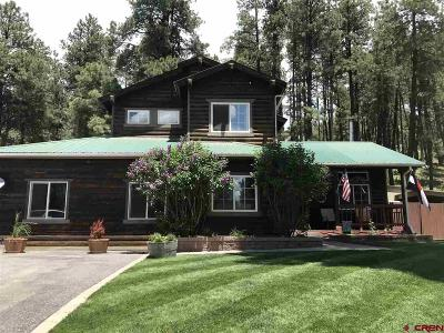 La Plata County Single Family Home For Sale: 661 Forest Lakes Drive