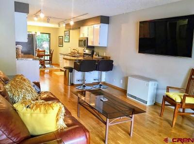 Durango CO Condo/Townhouse Back on Market: $275,000