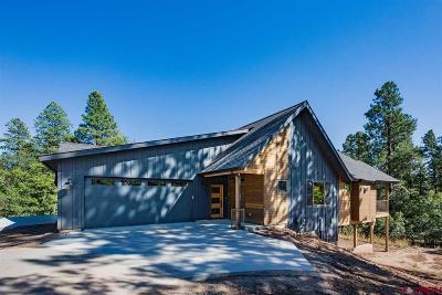 La Plata County Condo/Townhouse For Sale: 83 Terra Blue Way