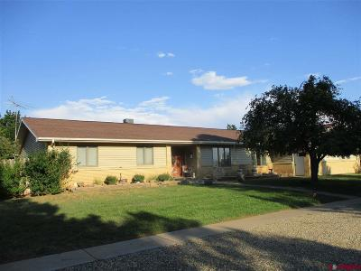 Cortez Single Family Home For Sale: 27930 Road H.6