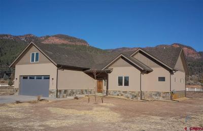 La Plata County Single Family Home For Sale: 100 Glade Court