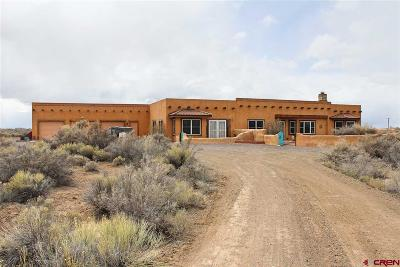 Alamosa Single Family Home UC/Contingent/Call LB: 4061 S County Road 114