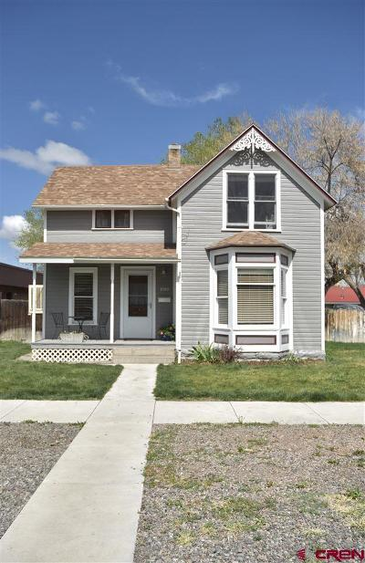 Single Family Home For Sale: 1009 S 1st Street