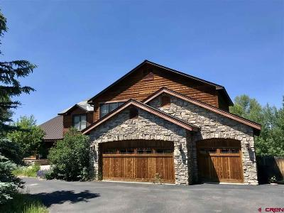 Gunnison Mobile/Manufactured For Sale: 104 Mallard Point Drive